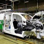Nissan startet Produktion des e-NV200
