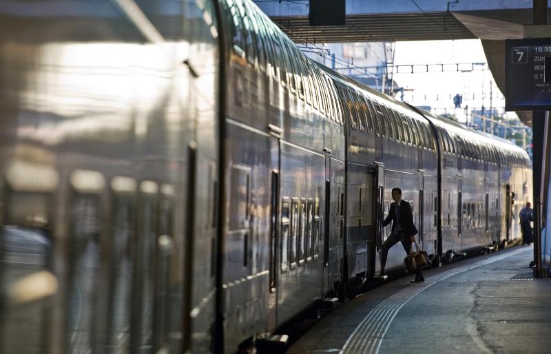 Schweizer Eisenbahn will US-Chauffeurdienst testen