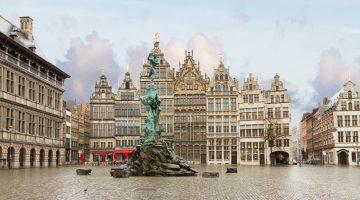 Belgien taxi association GTL launches an E-Taxi study