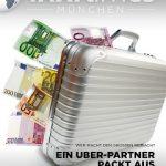 Die aktuelle Ausgabe von Taxi Times München kommt mit einem Knaller