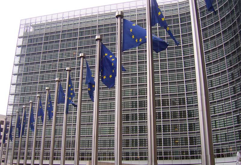 EU-Kommission in Brüssel