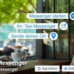 Taxi-App goes Facebook