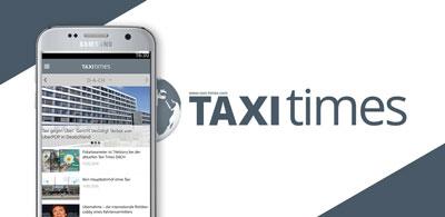 Taxi Times App - jetzt kostenlos herunterladen