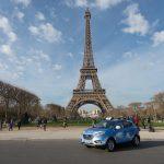 Paris rüstet mit Wasserstofftaxis auf