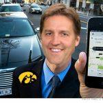 US-Senator fährt für Uber