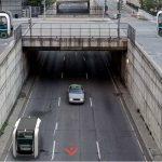"""In Berlin rollt jetzt der autonom fahrende Bus """"Olli"""""""