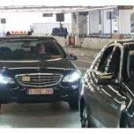 Brüssel: Hunderte Fahrer demonstrierten gegen Uber