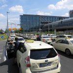 Berliner Taxidemo wird von den Medien kaum beachtet