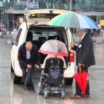 München: Nach dem E-Taxi nun das I-Taxi