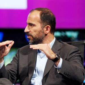 Dara Khosrowshahi, Uber CEO Foto: George Grinsted, Lizenz cc by-sa 2.0
