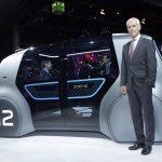Volkswagen kendi kendine giden bir Araç Ailesi planlıyor