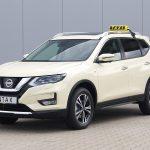 Nissans Crossover Taxi: Keine Kosten für das Taxipaket aber auch kein AdBlue