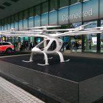 Autonomes Lufttaxi in Dubai
