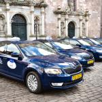 Taxify startet in Paris und Wien