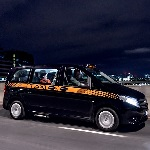 Vito 114 CDI London Taxi Foto: Mercedes-Benz