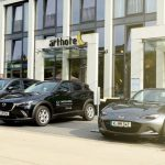 Mazda startet Carsharing