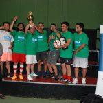 Team Antep 27 gewinnt den Taxi Times Soccer Cup