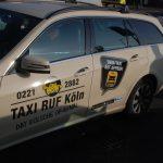 Köln'lü Taksi Çağrı Merkezine karşı mytaxi hareket ediyor