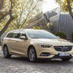 Opel Flaggschiff Insignia auch als Taxi erhältlich