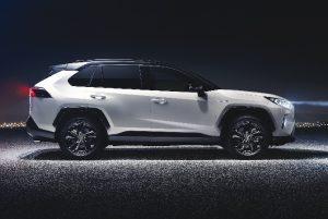 Neuer Toyota RAV 4 Foto: Toyota