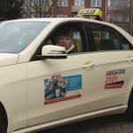 Hamburgs Taxizentrale Hansa stellt seinen guten Ruf in den Mittelpunkt