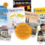 Taxi Times bringt neues Magazin für den deutschsprachigen Taximarkt heraus