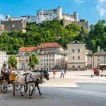 Uber in Salzburg scheinbar ein technischer Fehler