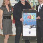 Zahnärzte unterstützen Fifty-Fifty-Taxi