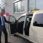 VW gewährt seine Zukunfts- und Umweltprämien auch dem Taxigewerbe