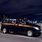Vito 114CDI London Taxi Foto: Mercedes-Benz