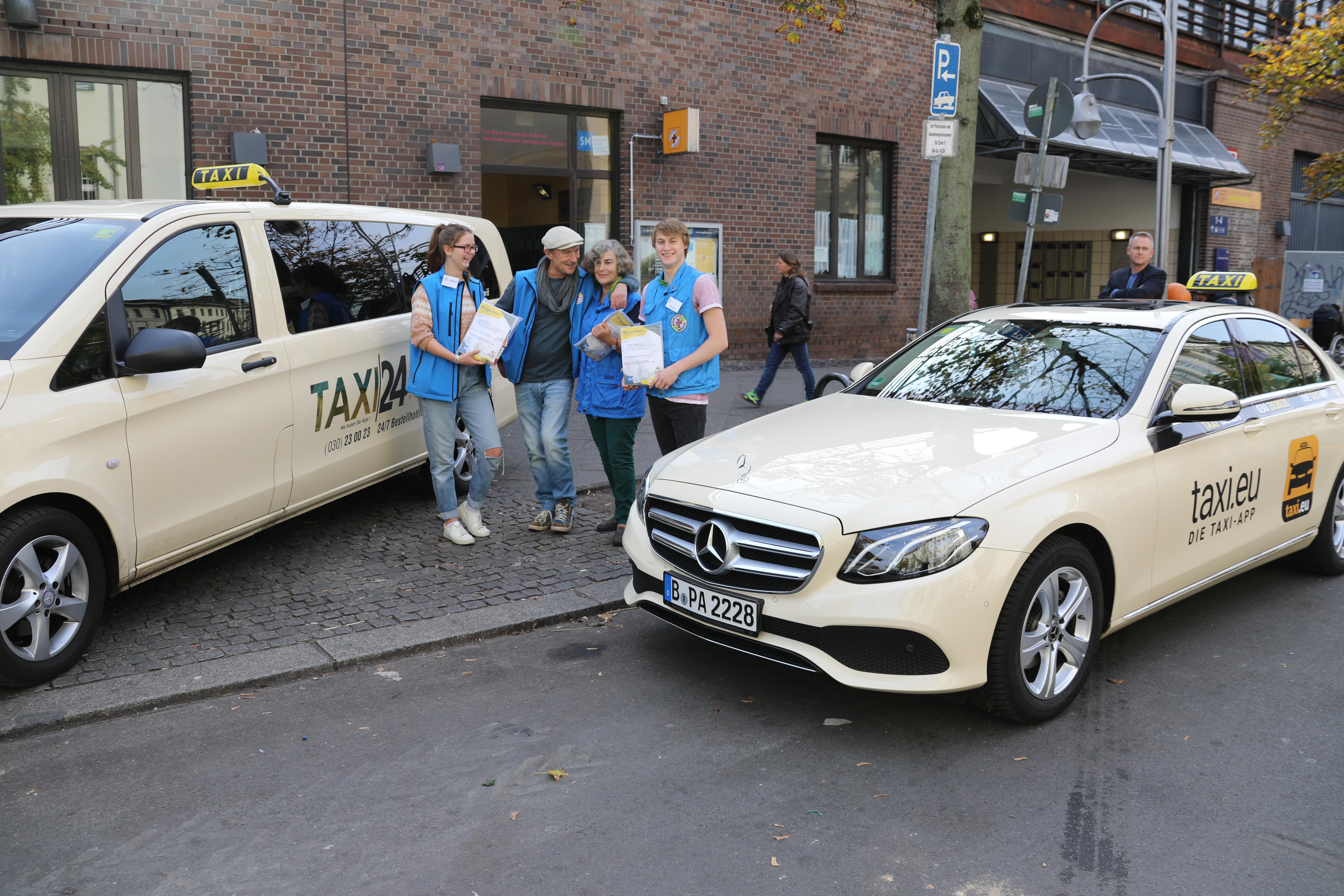 niemiecka taxi