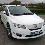 BYD e6 Foto: Taxi Times