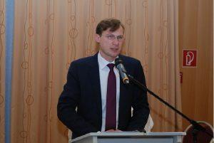 Prof. Dr. Matthias Knauff, Jurist und Dozent an der Friedrich-Schiller-Universität in Jena Foto:Taxi Times