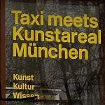 Taxi meets Kunstareal München Foto: Kunstareal.de