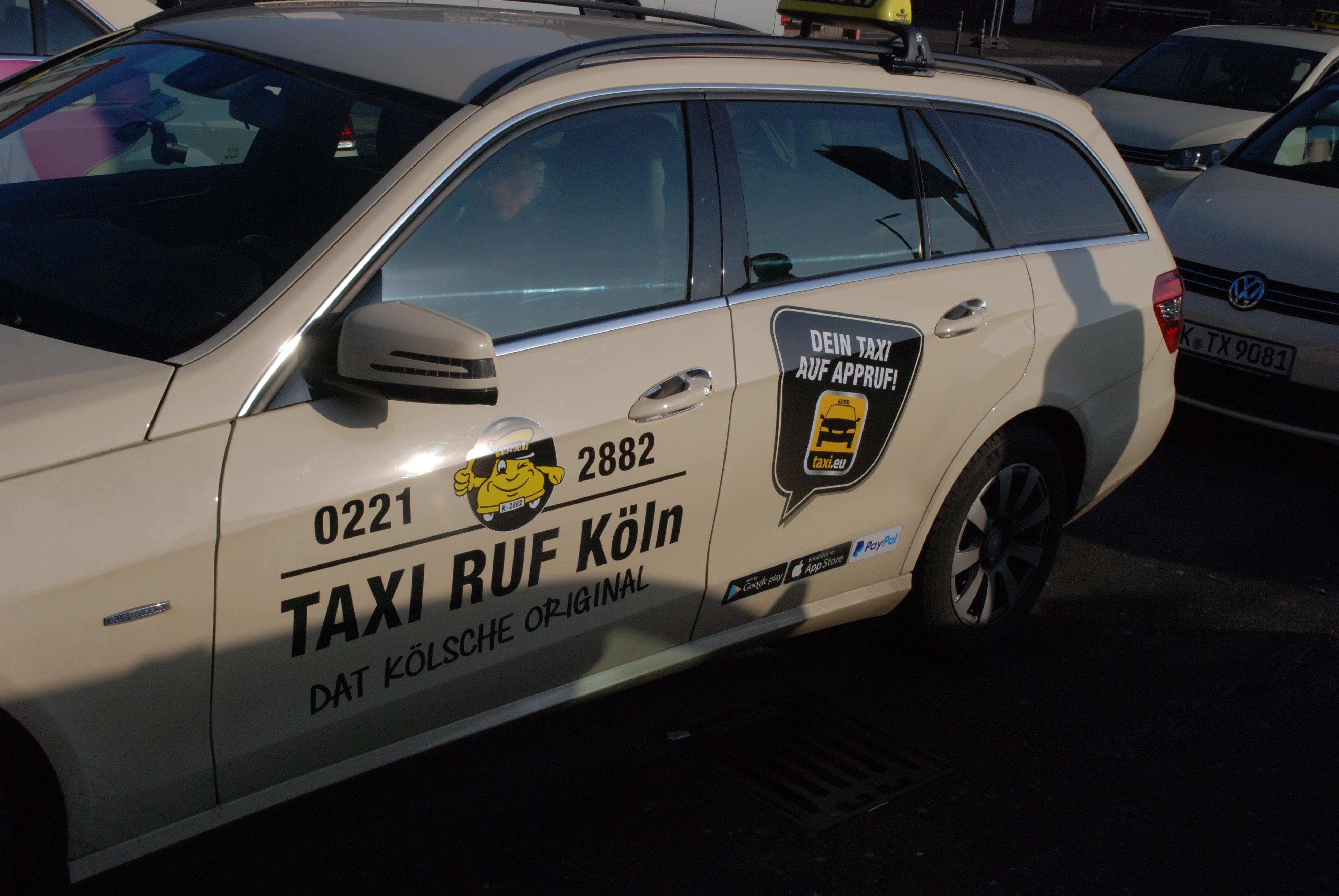 Köln Taxiruf