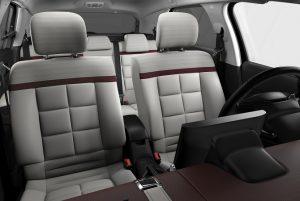 Komfortable Sitze im Citroën C4 Cactus Foto:Citroën