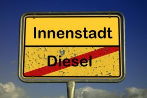 Dieselfahrverbot Foto: Taxi Times