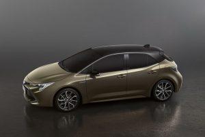 Feierte Weltpremiere in Genf: Der neue Toyota Auris Foto: Toyota