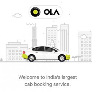 Grafik: Taxi Times, Ola