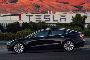 Tesla Model 3 Foto: Tesla Motors
